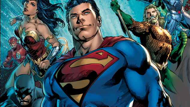 <i>Man of Steel</i>, <i>Lando</i>, <i>Where We Live</i> & More in Required Reading: Comics for 5/30/2018