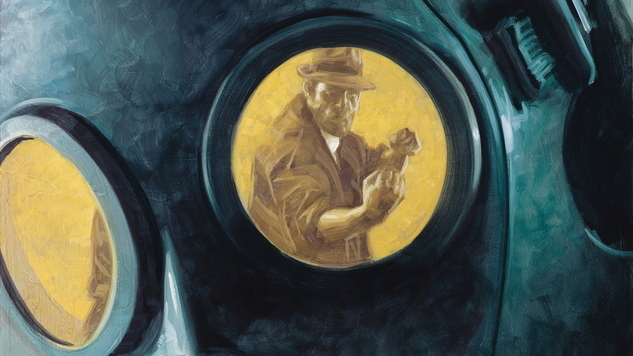 Exclusive: Mike Mignola & Christopher Golden&#8217;s Joe Golem: Occult Detective Returns in <i>The Drowning City</i>