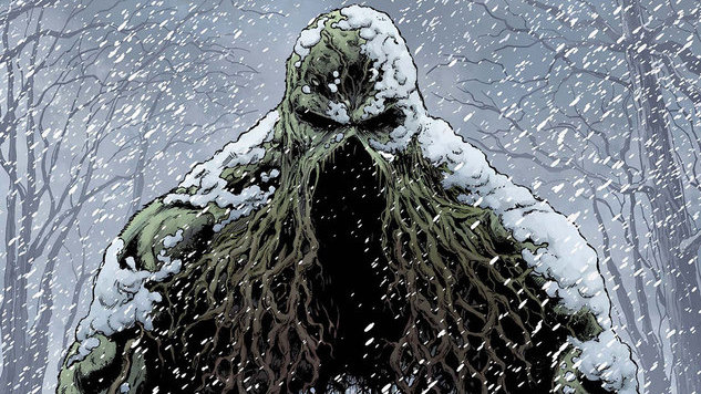 <i>Swamp Thing Winter Special</i>, <i>VS</i>, <i>X-Men Red</i> & More in Required Reading: Comics for 2/7/2018