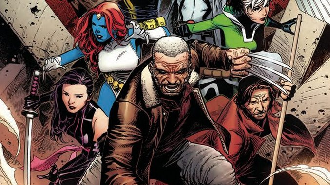 <i>Astonishing X-Men</i>, <i>Moonstruck</i>, <i>Generation Gone</i> & More in Required Reading: Comics for 7/19/17
