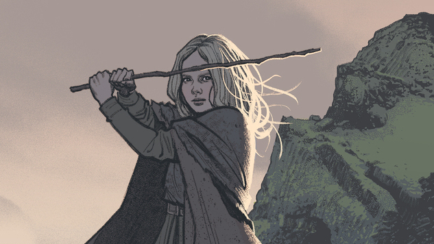 Exclusive: Brian Wood & Mack Chater Reunite for <i>Sword Daughter</i>, a Samurai-Inspired Viking Revenge Saga