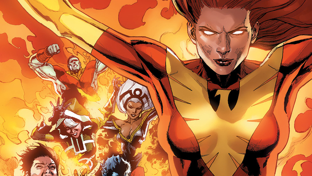 <i>Phoenix Resurrection</i>, <i>Hawkman Found</i> & More in Required Reading: Comics for 12/27/2017