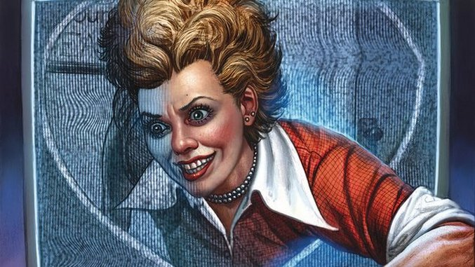 Shadow Heads to &#8220;Kay-ro&#8221; in Exclusive Preview of <i>American Gods: Shadows</i> #7
