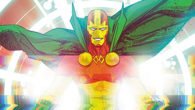 Exclusive: Tom King & Mitch Gerads Attempt to Escape the Absurdity of 2017 in Heady New <i>Mister Miracle</i> Comic