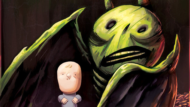 Extended First Look: Patrick McHale & Gavin Fullerton&#8217;s <i>Bags (Or a Story Thereof)</i>