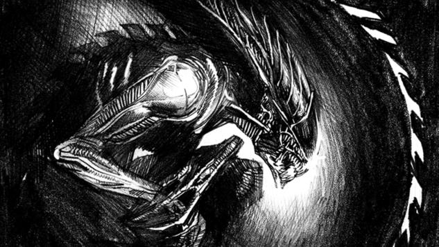Exclusive Dark Horse Reveal: <i>Aliens: Dead Orbit</i> Diamond Retailer Summit Variant Cover by Rafael Albuquerque
