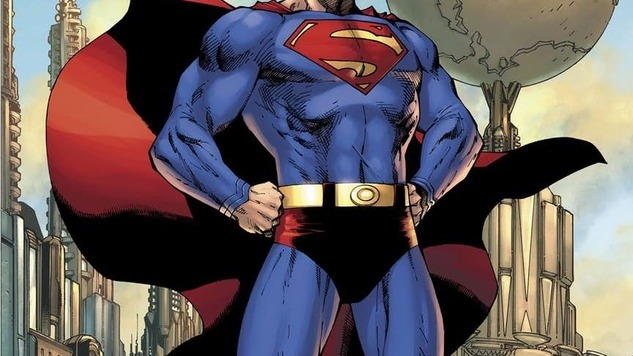 SUPERMAN Is Bringing Back the Classic Red Trunks
