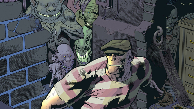 Eric Powell&#8217;s <i>The Goon</i> Returns With Two Spook-Tastic Covers