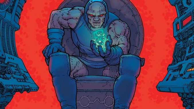 <i>Darkseid</i>, <i>Moneypenny</i>, <i>Mace Windu</i> & More in Required Reading: Comics for 8/30/17