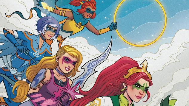 Unlock Your Magical Girl Potential in This Exclusive <i>Mysticons</i> Vol. 1 Preview