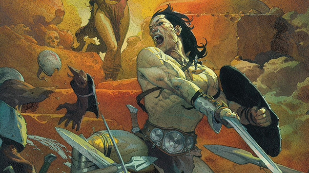 <i>Conan the Barbarian</i>, <i>Man Without Fear</i>, <i>Low</i> & More in Required Reading: Comics for 1/2/2019