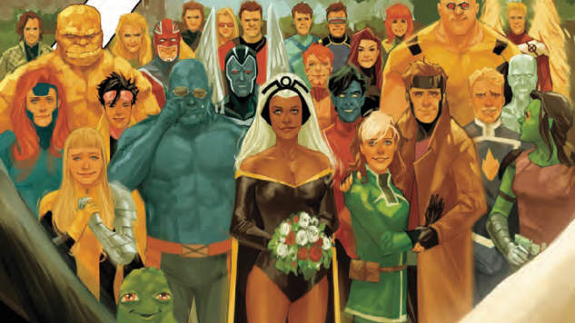 <i>X-Men Gold</i> Wedding Bells, <i>Tony Stark: Iron Man</i>, <i>Shanghai Red</i> & More in Required Reading: Comics for 6/20/2018