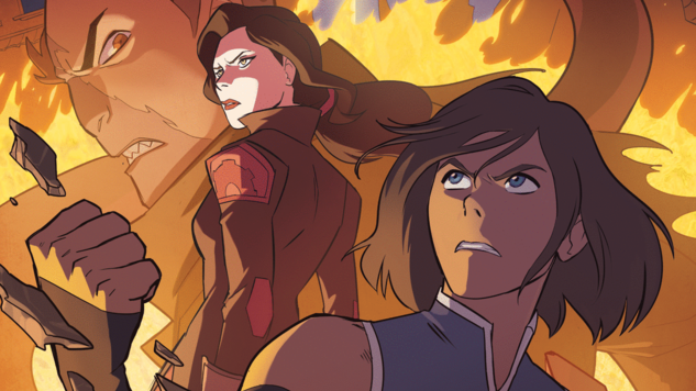 A Desolate Spirit World is Revealed in <i>The Legend of Korra: Turf Wars</i> Part Two