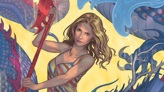 Christos Gage Pits Demons and Politics Against the Scooby Gang in <i>Buffy the Vampire Slayer Season 11</i>