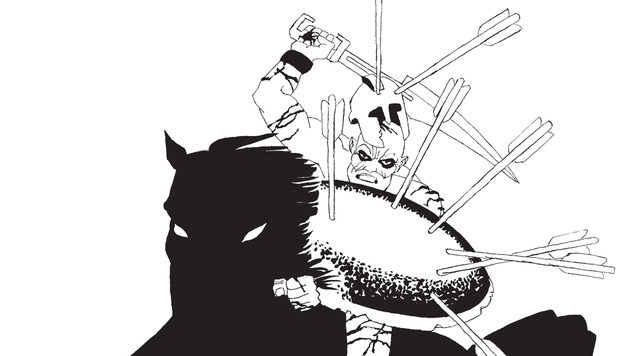 Sneak Another Peek at Frank Miller's Epic <i>300</i> Companion <i>Xerxes</i>