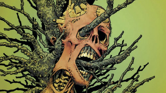 Exclusive Dark Horse Preview: Horror Icon Richard Corben Casts <i>Shadows on the Grave</i>