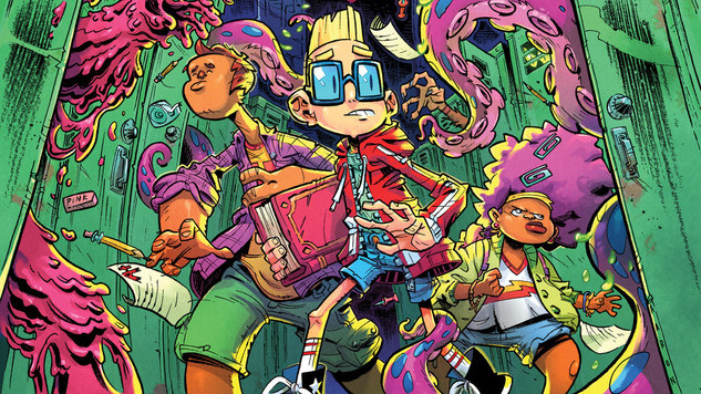 Exclusive: Skottie Young & Aaron Conley Declare <i>Bully Wars</i> at Image Comics