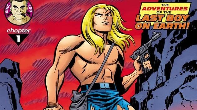 <i>The Kamandi Challenge</i> #1 is a Freewheeling Tribute to the King of Comics