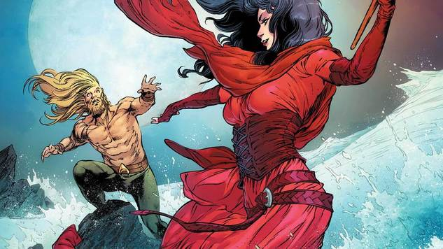Exclusive Preview: <i>Aquaman</i> #44 Deepens the Nautical Mystery