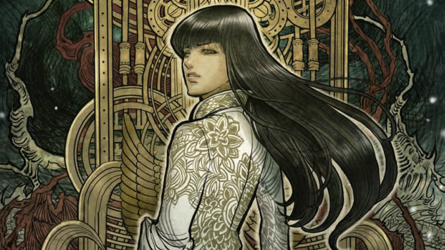 Marjorie Liu & Sana Takeda's <i>Monstress</i> Vol. 1 Finds Hope in the Midst of Hell