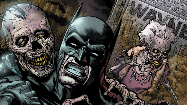<i>Cursed Comics Cavalcade</i>, <i>Infinite Dark</i>, <i>Murder Falcon</i> & More in Required Reading: Comics for 10/10/2018