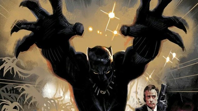 <i>Black Panther Annual</i>, <i>Bloodborne</i>, <i>Punks Not Dead</i> & More in Required Reading: Comics for 2/21/2018