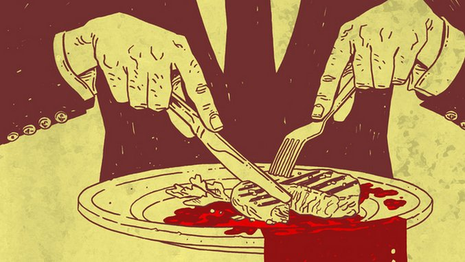 Exclusive Preview: <i>The Dregs</i> Serves Up Cannibal Cuisine with a Side of Class Consciousness