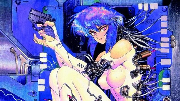Awful Movie Aside, the Original <i>Ghost in the Shell</i> Manga Is Still Weird, Great and Neglected