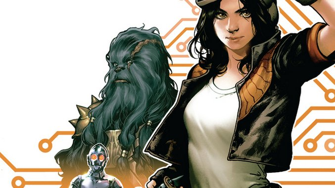The Prognosis for Kieron Gillen & Kev Walker's <i>Star Wars: Doctor Aphra</i> is Promising&#8212;and Hilarious