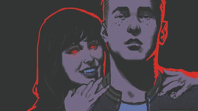 Megan & Greg Smallwood Sink their Teeth into <i>Vampironica</i>