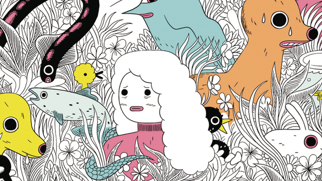 <i>Sticks Angelica, Folk Hero</i> is Michael DeForge at His Playful, Melancholy Best