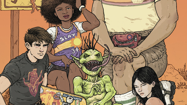 <i>Border Town</i>, <i>Bully Wars</i>, <i>The Dreaming</i> & More in Required Reading: Comics for 9/5/2018