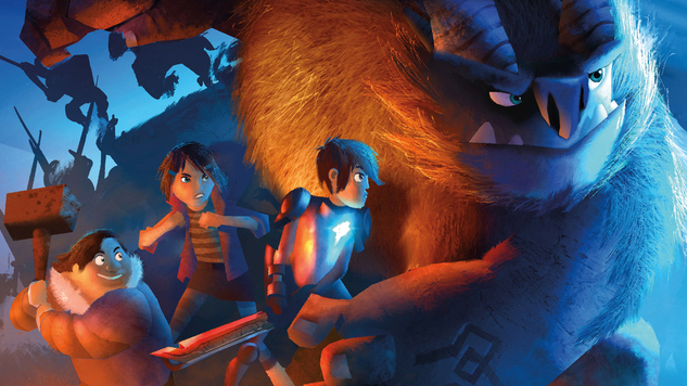 Exclusive: <i>The Art of Trollhunters</i> Explores Guillermo Del Toro&#8217;s Fan-Favorite Animated Series