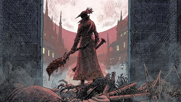 <i>Bloodborne: The Death of Sleep</i>&#8217;s Ales Kot & Piotr Kowalski Welcome Readers to Yharnam