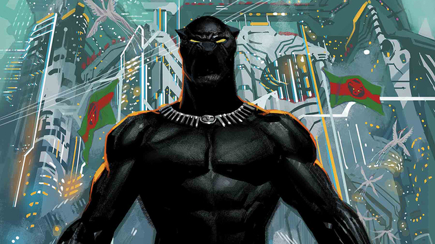 """<i>Black Panther</i>, <i>Lumberjanes</i> #50, """"Flash Wars"""" & More in Required Reading: Comics for 5/23/2018"""