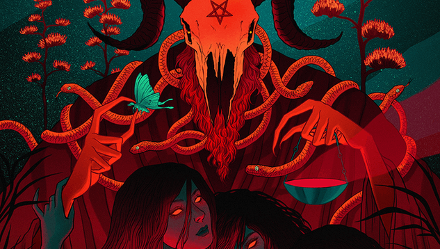 Alison Sampson & Steve Niles Stir Up Satanic Panic in <i>Winnebago Graveyard</i>