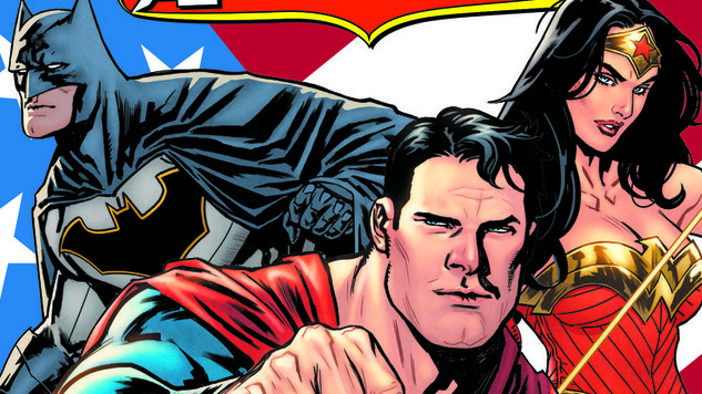 DC Comics Announces Walmart-Exclusive 100-Page Monthly Anthology Comics