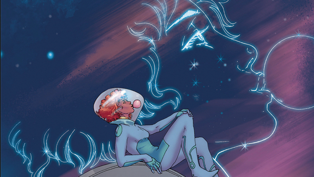 Sci-Fi Comic Anthology <i>All We Ever Wanted</i> Offers a Hopeful View of Humanity&#8217;s Future