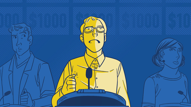 Exclusive: BOOM! Studios Announces <i>Jeopardy!</i> Memoir <i>Form of a Question</i>