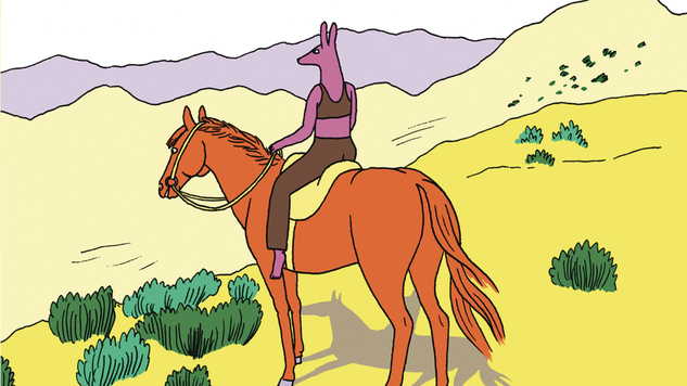 <i>Coyote Doggirl</i>'s Lisa Hanawalt Talks Work Ethic, Self-Care & Westerns