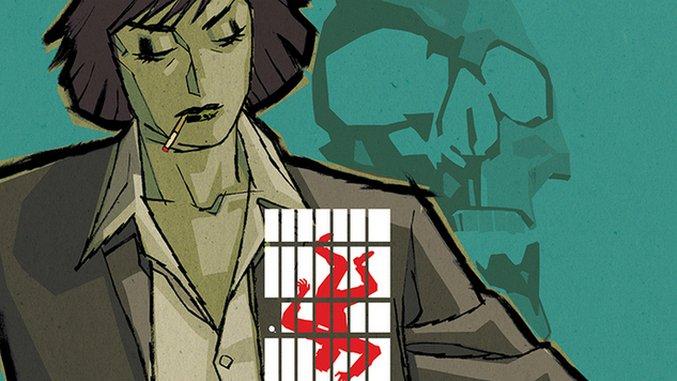 Advance Review: John Arcudi & Toni Fejzula&#8217;s <i>Dead Inside</i> #1 is a Locked-Room Mystery, Squared