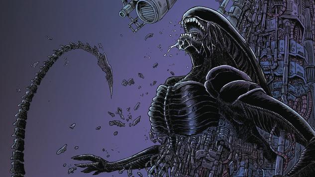 Exclusive Preview: James Stokoe's Xenomorph Terror Concludes in <I>Aliens: Dead Orbit</i> #4