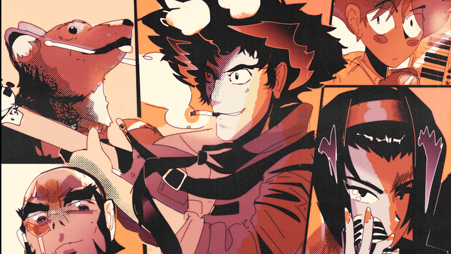 <i>The Real Folks Blues</i> Kickstarter Zine Celebrates <i>Cowboy Bebop</i>'s Enduring Legacy