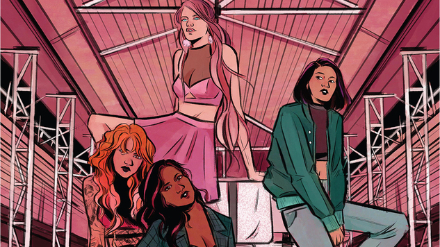 Exclusive First Look: Emily Pearson & Pat Shand Bring <i>Snap Flash Hustle</i> to Black Mask