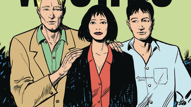 Exclusive Preview: <i>Concrete</i>'s Paul Chadwick Returns to Comics with Mike Richardson in <i>Best Wishes</i>