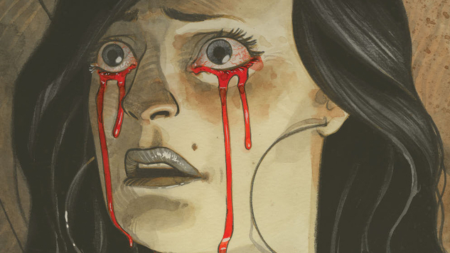 31 Creepy, Scary & Unsettling Horror Comic Covers for a Final Halloween Treat
