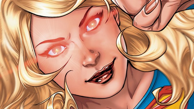 Guest List: The Sky's the Limit for Steve Orlando's <i>Supergirl</i>