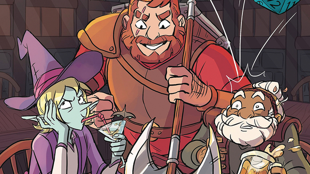 Jump Into <i>The Adventure Zone: Here There Be Gerblins</i> With Clint McElroy, Carey Pietsch & a Divine Special Guest