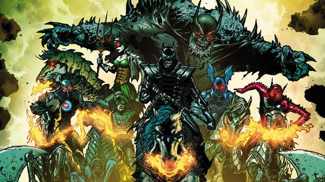 <i>Dark Knights Rising: The Wild Hunt</i>, <i>Bingo Love</i>, <i>Cold War</i> & More in Required Reading: Comics for 2/14/2018