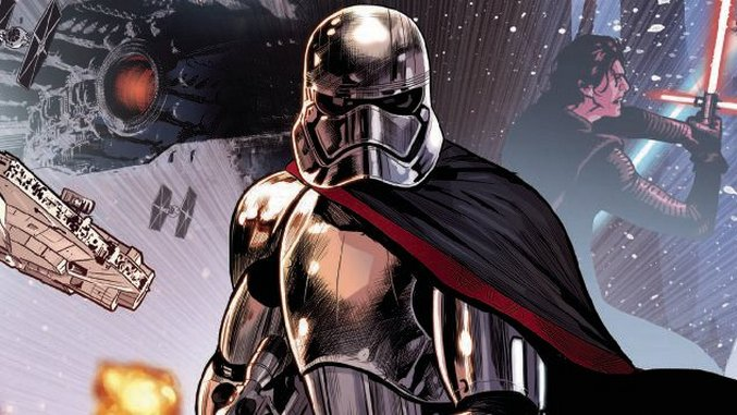 <i>Captain Phasma</i>, <i>Venomverse</i> & More in Required Reading: Comics for 9/6/17